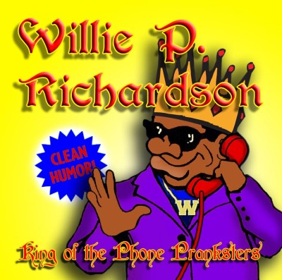 Willie P Richardson flyer 2