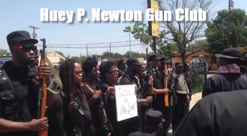 Huey P. Newton Gun Club