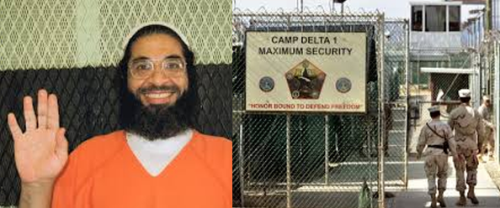 Shaker  Aamer is a Saudi citizen and torture victim of the US Govt.  He like others in the Guantanamo Bay detention camp.  He has never been charged with a crime.