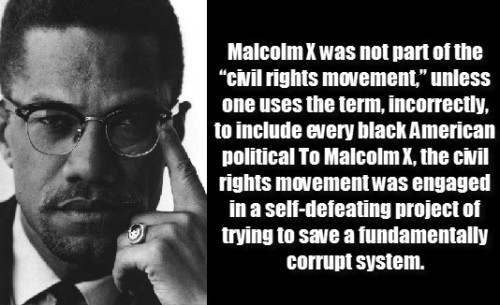 Malcolm X - Race Treaty