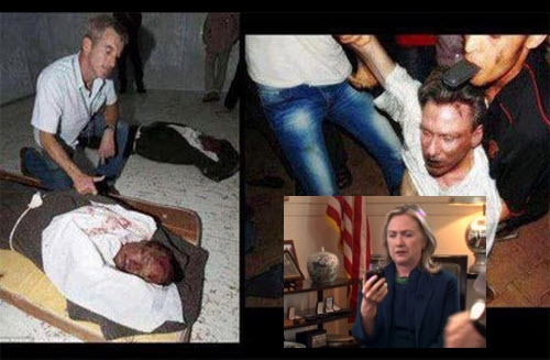 Hillary Clinton Libyan Adventure