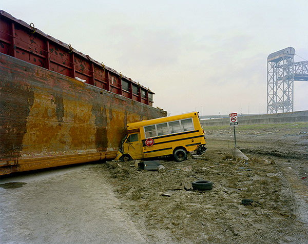 barge-and-schoolbus