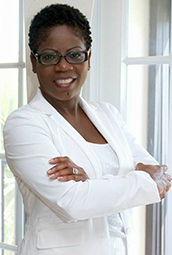 Jackie Vernon-Thompson, Founder and President of From the Inside-Out School of Etiquette
