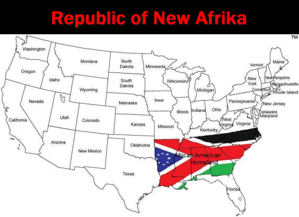 The Republic of New Afrika (RNA) was founded in 1968. The vision for this country was first proposed on March 31, 1968, at a Black Government Conference held in Detroit, Michigan.